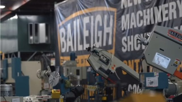 JPW Industries acquiert Baileigh Industrial
