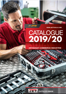 Catalogue Jet outils à main 2019/2020
