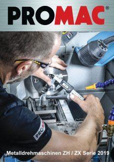 Tool Parts Metalldrehmaschinen ZH/ZX Serie 2019