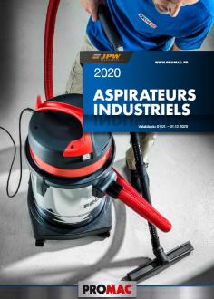 Catalogue aspirateurs 2020 : Nouvelle gamme !